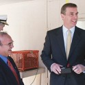 2003.10.20 Prince Andrew Visits NMT MRO