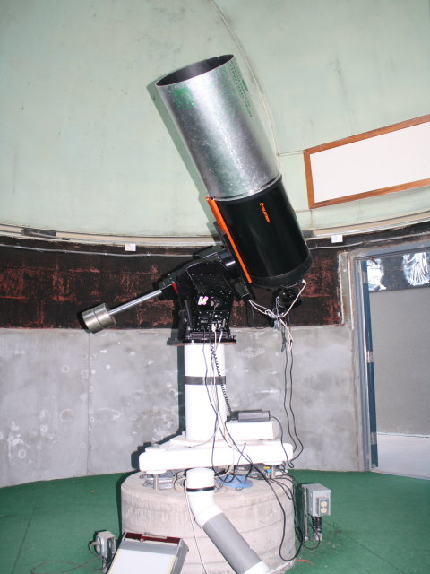 TA_C-14 at the Etscorn Observatory.