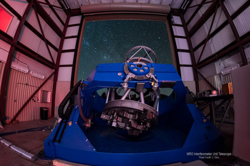 Unit Telescope for the MRO