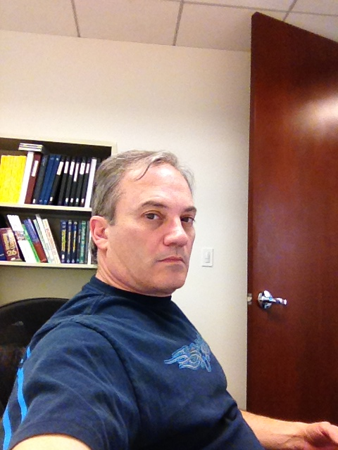 MRO employee Fernando Santoro staff photo