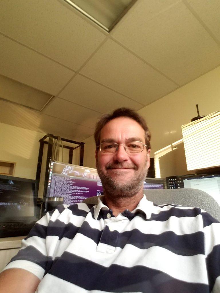 MRO employee Dylan Etscorn staff photo