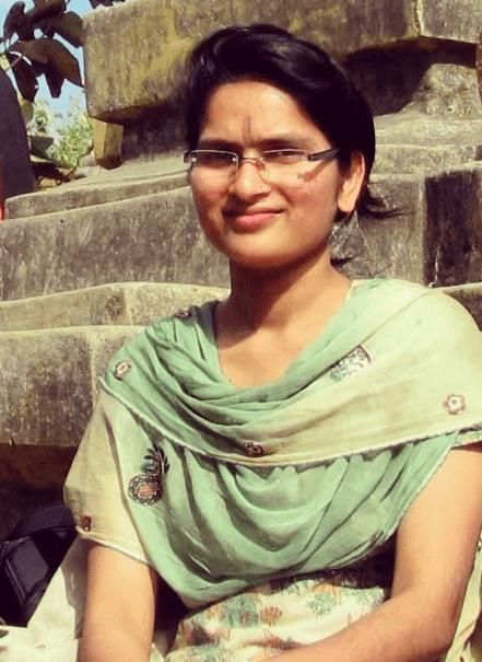 MRO employee Ratna Halder staff photo