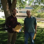 May 6, 2013 - MRO Graduate Research Students Receive Awards